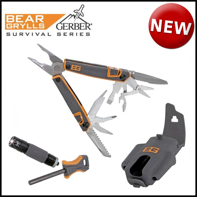 Bear Grylls Ultimate Pack with Multi-Tool