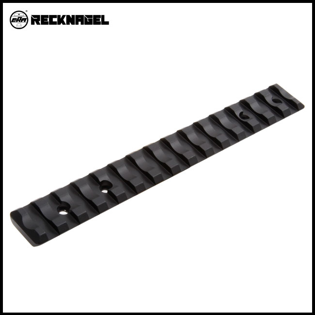 Recknagel Picatinny Rail Tikka T3 / T3X, 0 MOA, Alu [..0081]