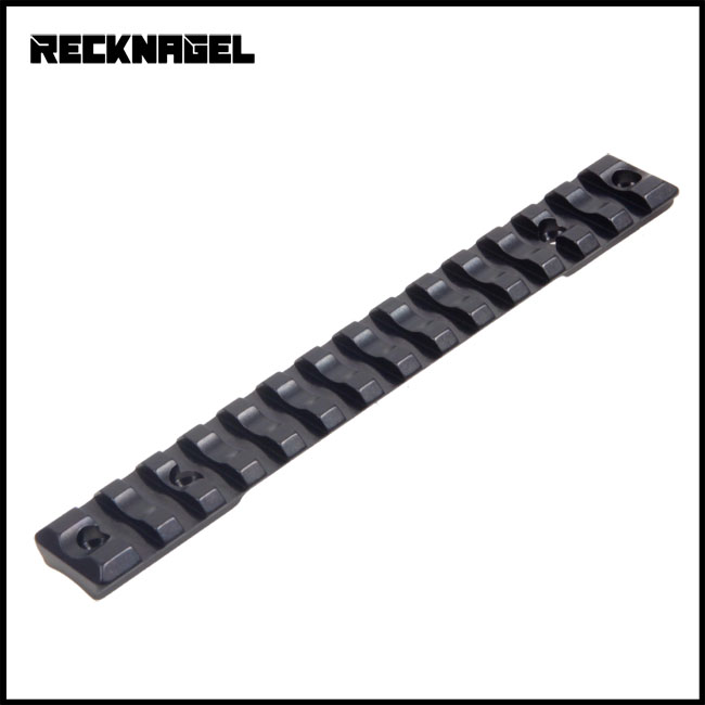 Recknagel Picatinny Rail Browning A Bolt 3 Long, Alu [..012T]