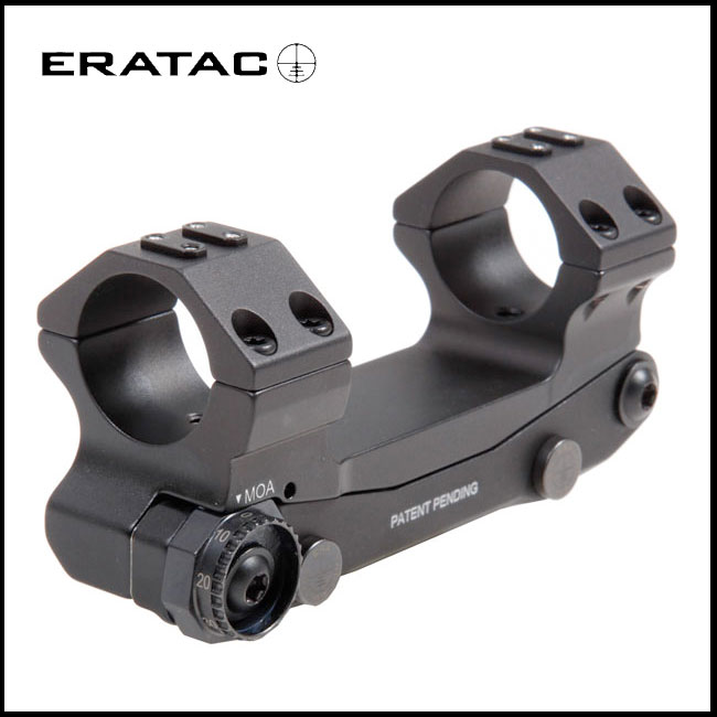 ERATAC Adjustable MOA Inclination Picatinny Mount (Nut)