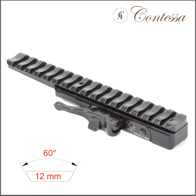 Contessa Quick Release Picatinny Extended Rail (Night Vision)