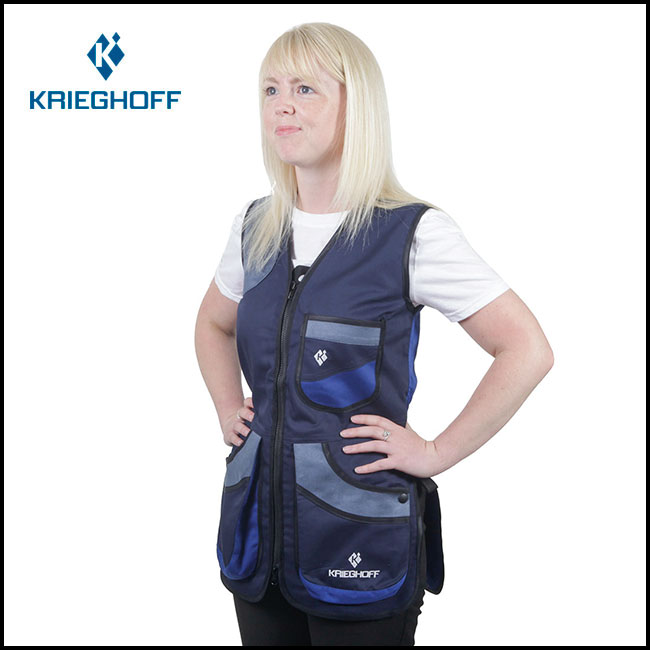 Krieghoff Ladies Shooting Vest