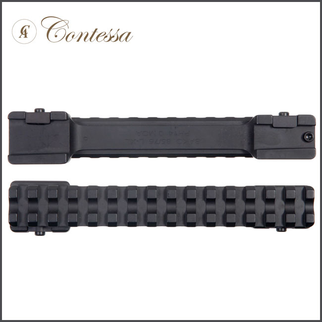 Contessa Sako 85 L//XL 0 MOA Picatinny Rail  MPN PH14//0