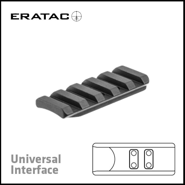 ERATAC UNI-Interface Picatinny Rail, 56mm [T0905-0008]
