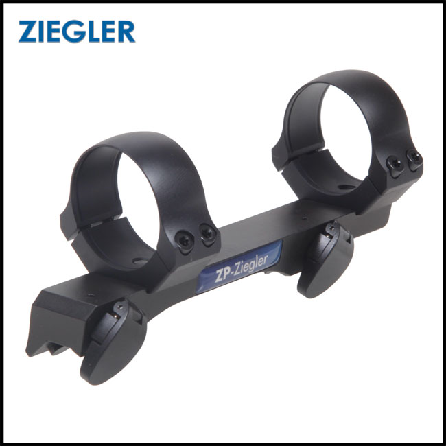 Ziegler Quick Release Mount for Blaser - 1 inch Rings
