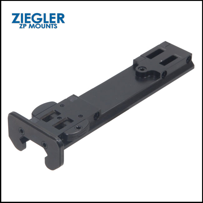 Ziegler Picatinny Mount for ZP Claw Mounts